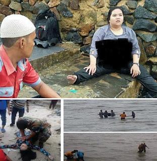 Subhanallah... Guru ini Selamat Ketika Kapal yang Ditumpanginya Tenggelam, 10 Lainnya Tewas dan 5 Hilang