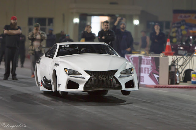 Ekanoo Racing PRO RCF Lexus - World's Fastest and Quickest Pro Boost Car