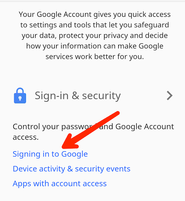 Google account me number kaise badle