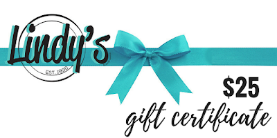 Image result for lindy's gang gift certificate