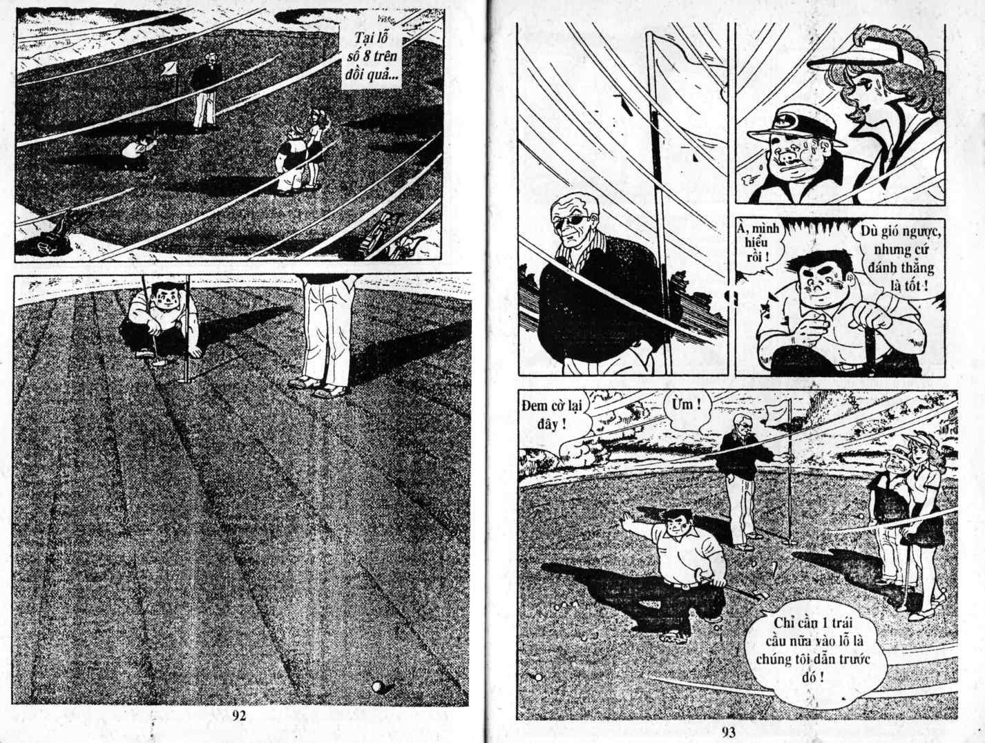 Ashita Tenki ni Naare chapter 1 trang 44