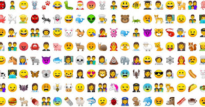 New Emoji's in Android Oreo