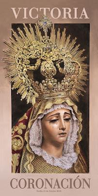 2018 10 Sevilla - Coronación de la Virgen de la Victoria de las Cigarreras - Jonathan Sánchez Aguilera