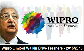 wipro fresher