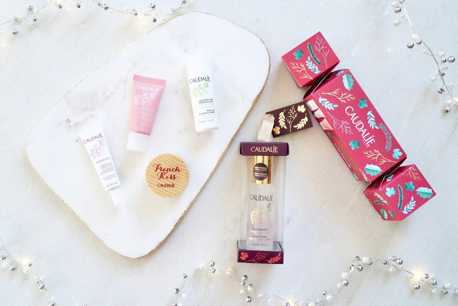 Caudalie christmas gift sets