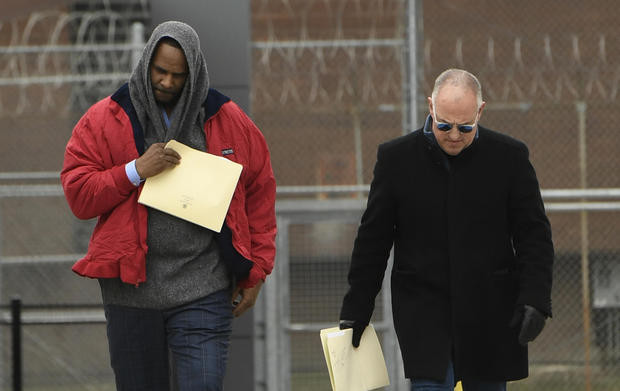 Video: R. Kelly released from jail for the second time after another person paid child support to his ex-wife on his behalf