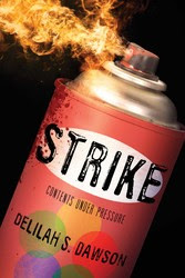 Strike, by Delilah S. Dawson book cover