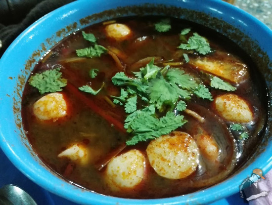 Curry Mee Malaysia