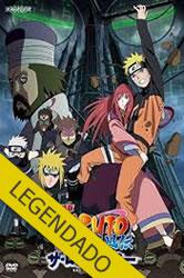 Naruto Filme 07: Torre Perdida – Legendado