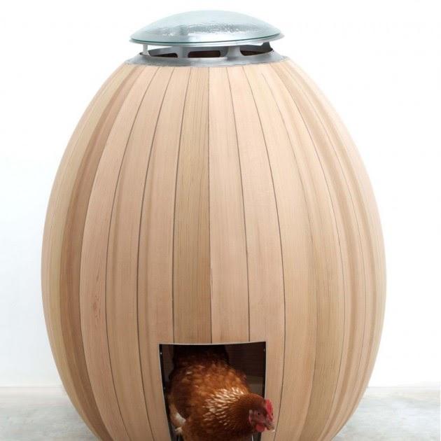 [BB-Blog]: Modern Chicken Coop