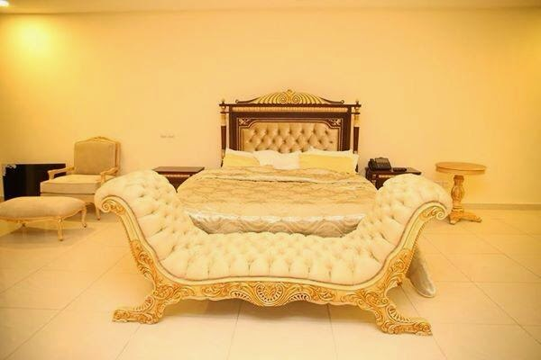 fayemi 100million bedroom