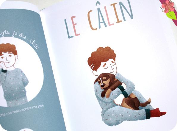 Mes premiers mots du bout des doigts de Clara Corman - Belin Jeunesse