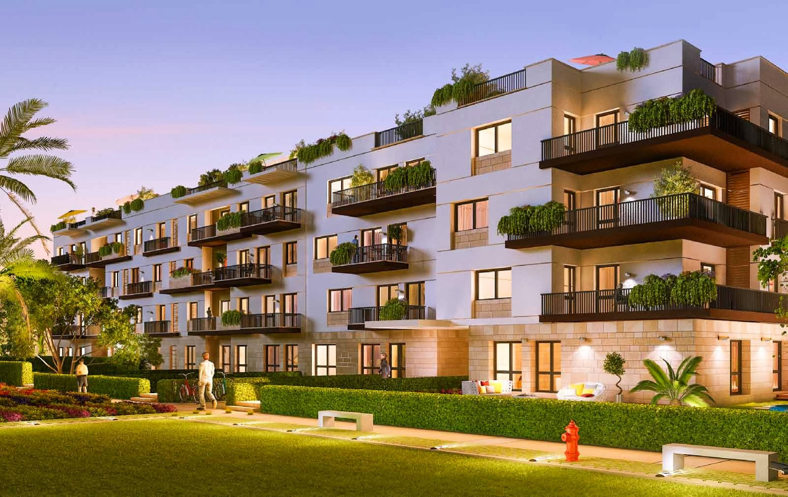 Buy by installment up to 6 years Apartments 2 bedrooms at ...