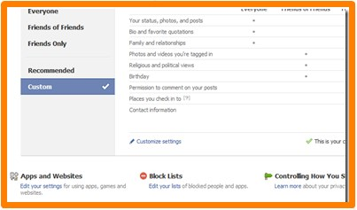 how to disable comments on facebook timeline