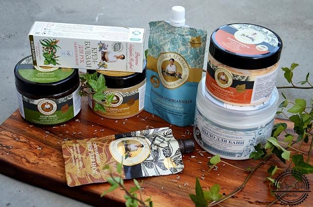 Naturalne kosmetyki z rosyjskiej bani