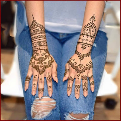 christmas-best-mehndi-designs-on-hands-for-girls-13