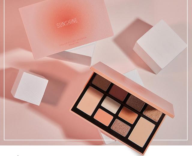 (K-Beauty) Les palettes Color Filter de Missha : Des couleurs estivales sublimes et subtiles !