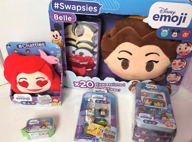 Disney Emoji products