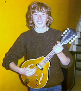 Robin Hamilton (electric mandolin)