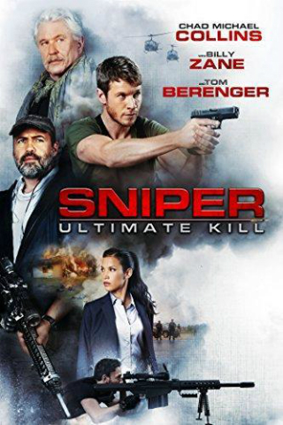 Sniper: Ultimate Kill [2017] [DVDR] [NTSC] [Latino]