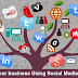 How to effectively use social media to market your business (i)