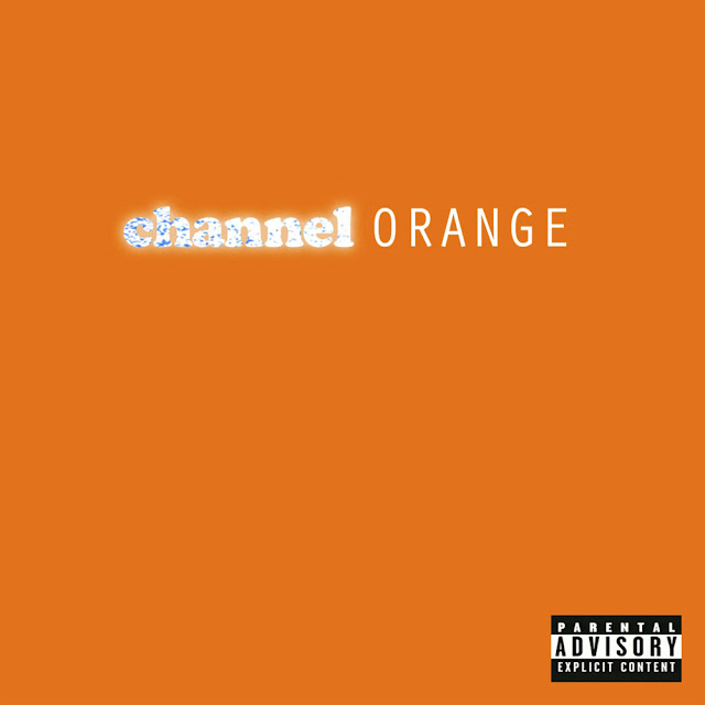 Albums Of The Year 2012 - Frank Ocean - Channel Orange
