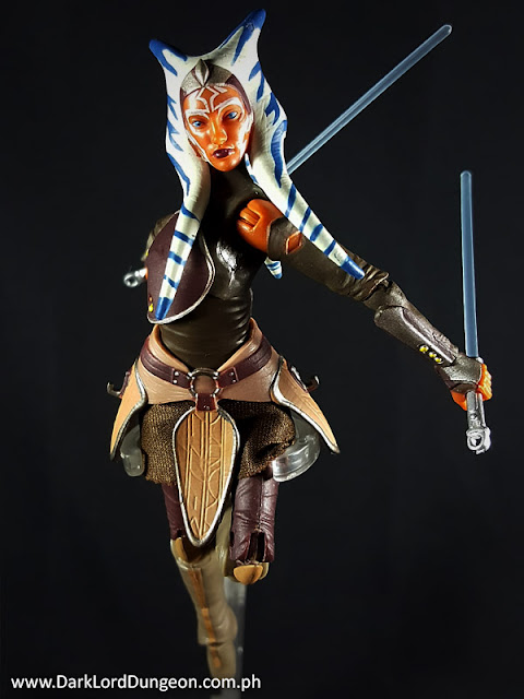 Star Wars Black Series Ahsoka Tano Review