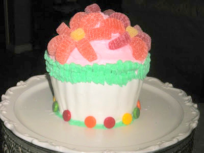 gum drop birthday cake