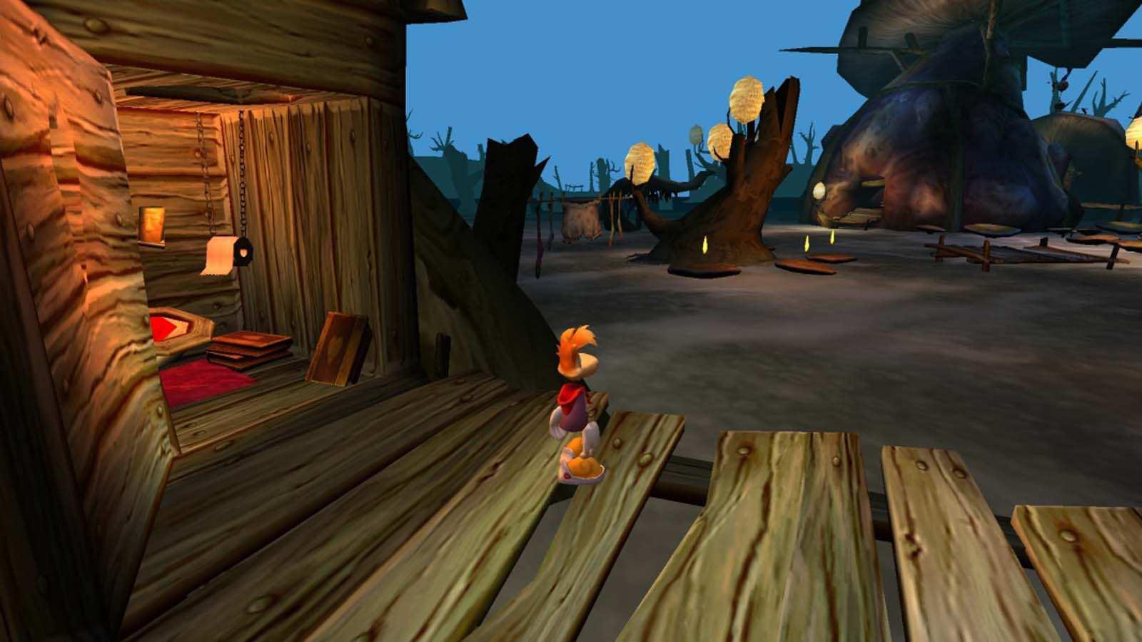 تحميل لعبة Rayman 3 مضغوطة برابط واحد مباشر + تورنت كاملة مجانا