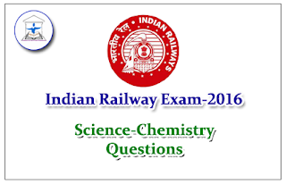 Railway Exam GK Quiz (Science-Chemistry) Set-2