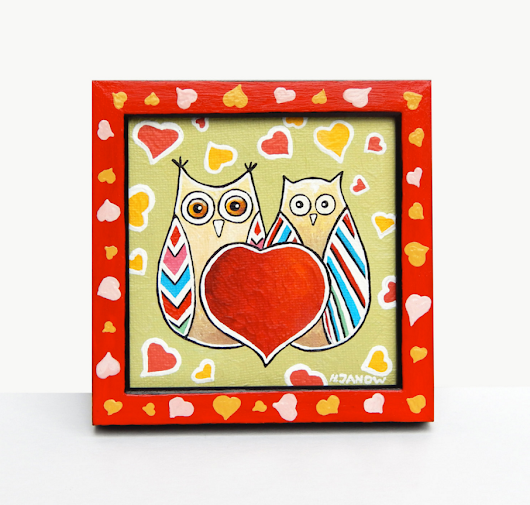 HJM Art Gallery: Happy Valentine's Day!