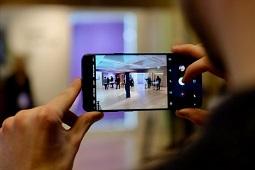 Tampilan pertama Samsung Galaxy S9