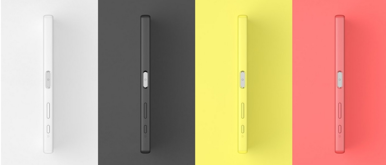 sony xperia z5 colours. xperia z5 compact side fingerprint scanner sony colours