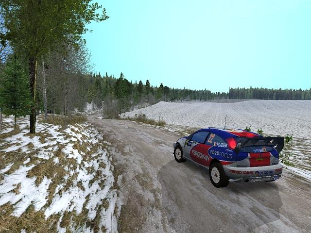 Richard Burns Rally Setup For PC