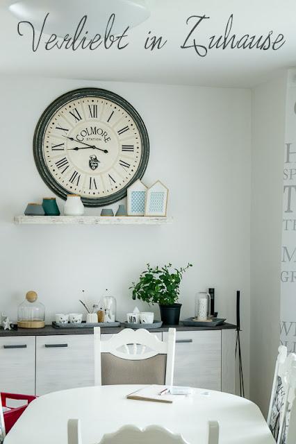 Lieblingsecke: Esszimmer -anders wohnen und leben im verliebten Zuhause