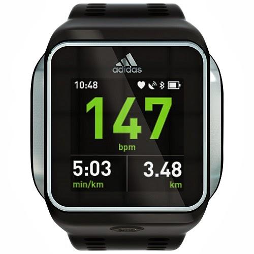 orientación Último disparar  Fitness Gadgets Blog: Adidas miCoach Smart Run watch