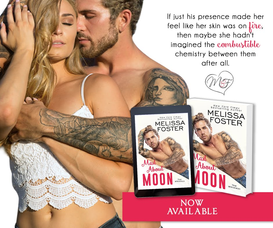 New Release: Mad About Moon by Melissa Foster