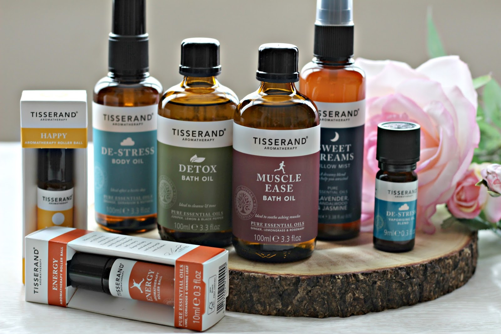Aromatherapy Awareness week – Giveaway with Tisserand