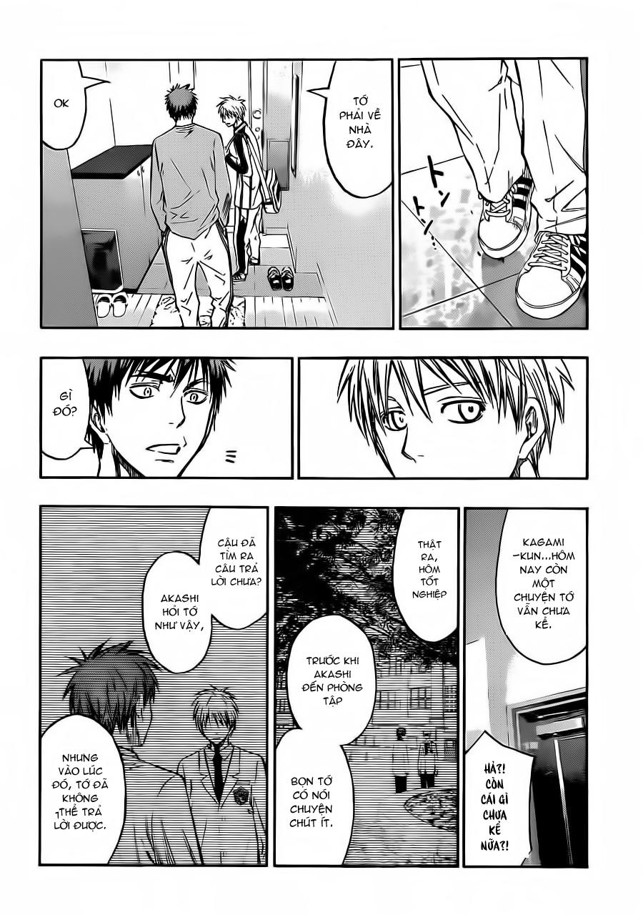 Kuroko No Basket chap 228 trang 16