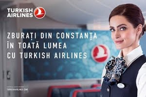 Turkish Airlines Constanta