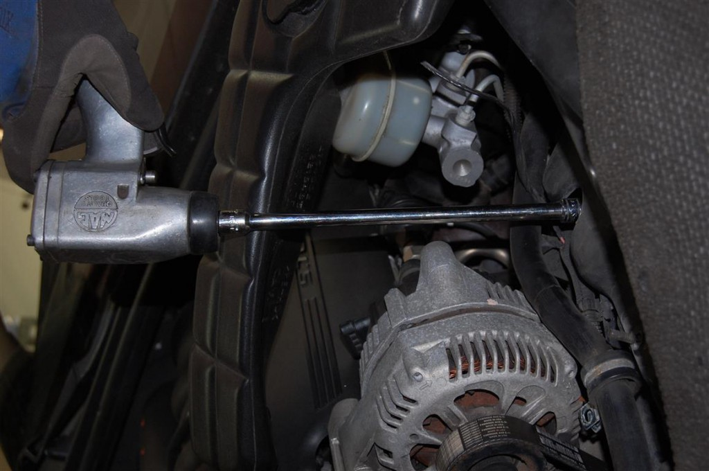 C5 Shock Absorber Information and Replacement | Chevrolet Corvette