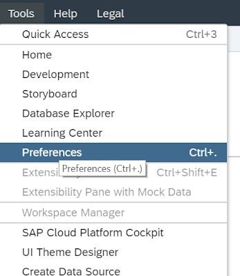 SAP WEB IDE, SAP HANA Study Materials, SAP HANA Guides, SAP HANA Certifications