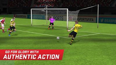 Download Fifa 2017 Mobile Soccer Apk