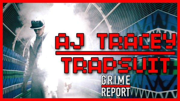 THE GRIME REPORT  AJ Tracey - Trapsuit  Music Video  5de02d155
