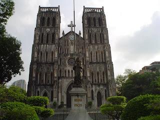 Hanoi Cathédrale