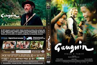 CARATULAGAUGUIN: VIAJE A TAHITI - GAUGUIN: VOYAGE DE TAHITI - 2017