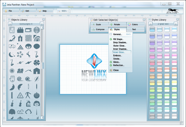 Aplikasi Gratis Desain Logo Terbaik Untuk Komputer
