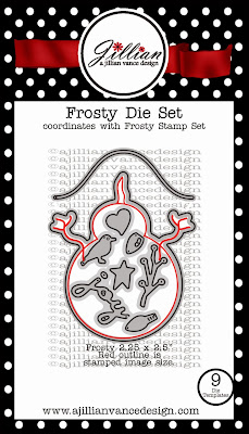 Frosty Die Set