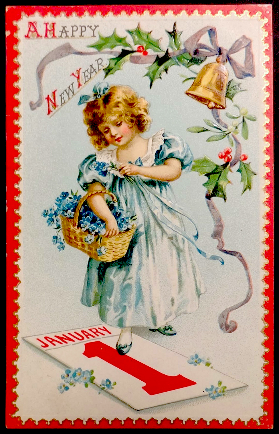 My Fanciful Muse: Happy New Year