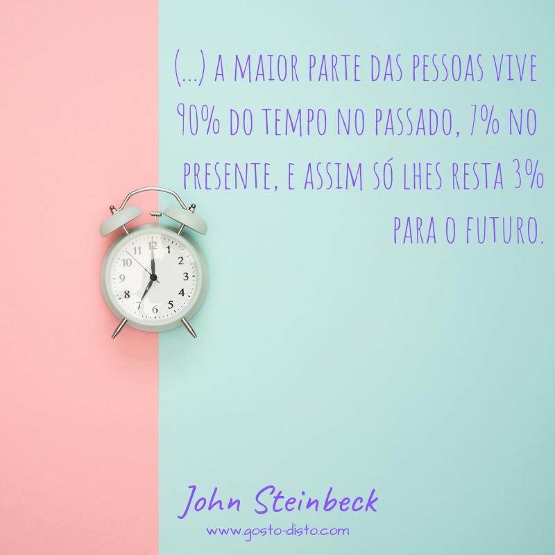 Pensamento de John Steinbeck